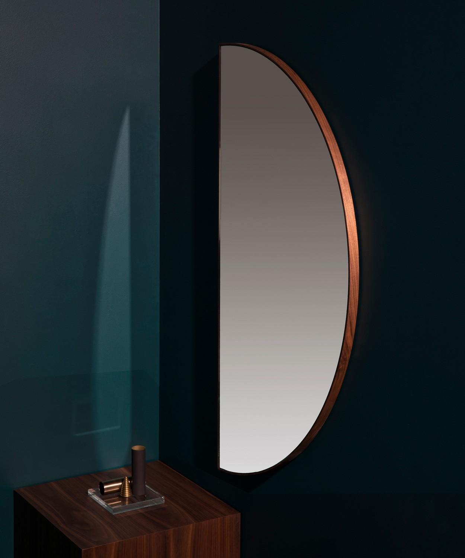 Half Circle Mirror Bower Studios